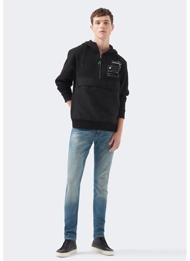Mavi Krmzbyz Serisi James Mavi Black Jean Pantolon Mavi